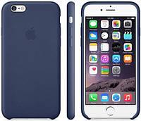 Чехол для iPhone Original silicone case for iPhone 6 Plus/6S Plus Blue (Ц-000038330)