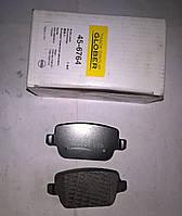 Тормозные колодки задние Ford Mondeo IV, S-Max