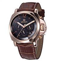 Мужские наручные часы MEGIR LUMINOR. Гарантия 3 месяца.