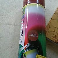 Краска в аэрозоле 168 (красный грунт )