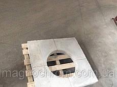Плита огнеупорная верхняя для индукционных печей  INDUSTOV-50