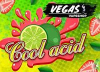 Жидкость Vegas для электронных сигарет Cool Acid