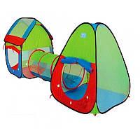 Палатка детская А999-143 с тоннелем