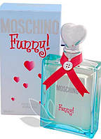 Женская туалетная вода Moschino Funny! (Москино Фанни) 100 мл