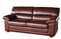 """Кожаный 3х местный диван """"ROMEO"""" (Ромео). (205 см)"""