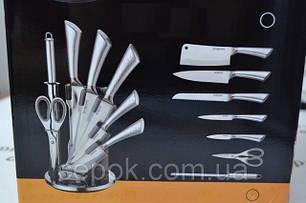 Кухонні ножі та посуд