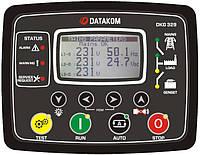 DATAKOM DKG-329 Контроллер автоматического ввода резерва (АВР) c синхроскопом