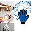 Перчатка для чистки животных,Перчатка для вычесывания шерсти животных True Touch!Опт, фото 4