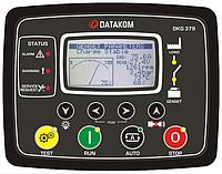 DATAKOM DKG-379-POWER-MPU Многофункциональный контроллер управления генератором постоянного тока, 7A выход актуатора