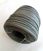 Штучний ротанг круг 3мм, 4мм, 5мм сірий серы