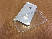 Ультратонкий силиконовый чехол iphone 5/5s