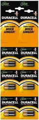 Батарейки Duracell LR03 MN2400 1х2 шт (отрывные 2х6)