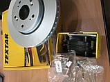 Тормозные колодки передние Honda CR-V III,IV (RE, 2006- ) производителя Textar (Германия), фото 7