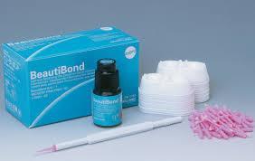 Адгезив  BeautiBOND  (6 мл + аппликаторы 50шт)