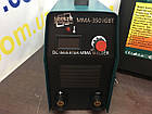 Сварочный инвертор Спектр  IWM 380 + кейс + электронное табло, фото 4