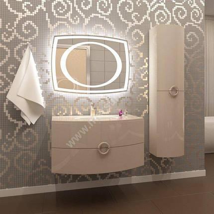 Комплект меблів Beatrice тумба + пенал, фото 2