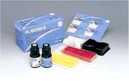 Адгезив FL-BOND II (бонд 5 мл + праймер 5 мл+ аппликаторы 25шт)