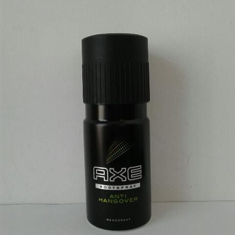 Дезодорант чоловічий аерозольний Axe Anti-hangover 150 мл (Акс Анти-ханговер)