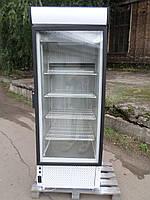 Шкафчик холодильный Cold 490л. б/у, купить холодильный шкаф б.у.