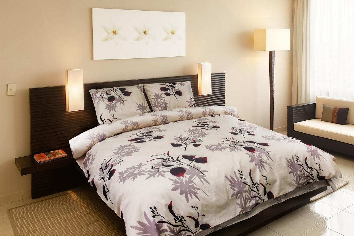 Двуспальный комплект постельного белья Агния