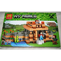 """Конструктор Minecraft Bela 33002 """"Нерушимый форт """", фото 1"""
