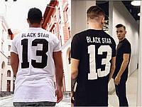 Мужская футболка Блэк Стар