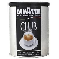 Молотый кофе Лавацца Клаб 250 г Ж\Б
