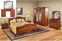 """Спальня """"Палермо"""" комод+туалетный столик,ф-ка """"Вега"""""""