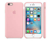 Чехол для iPhone Original silicone case for iPhone 7 pink (Ц-000043137)
