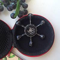 Спиннер Spinner Игрушка Железный  Человек -паук черный игрушки-вертушки Fidget Spinner игрушка-вертушка
