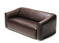 """Кожаный 3х местный диван """"Bend"""" (Бенд). (230 см)"""