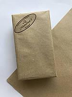 Крафт бумага в листах А1 84*60 пл 70 г/м2 , упаковочная бумага, обёрточная бумага