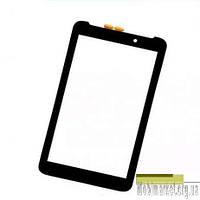Сенсорний екран для планшетів Asus FonePad 7 FE170CG, MeMO Pad 7 ME170, MeMO Pad 7 ME170c, чорний
