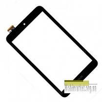 Сенсорний екран для планшета Asus MeMO Pad 8 ME180A, чорний, фото 2