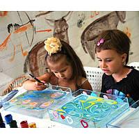 Майстер клас по малюванню на воді (Ебру)