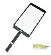 Сенсорний екран для планшетів Asus MeMO Pad 8 ME181C, MeMO Pad 8 ME181CX, чорний, фото 3