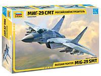 Сборная модель Zvezda (1:72) Многоцелевой фронтовой истребитель МиГ-29 СМТ