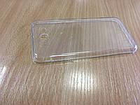 Прозрачный силиконовый чехол 0.3мм для Samsung J720(J7)2017