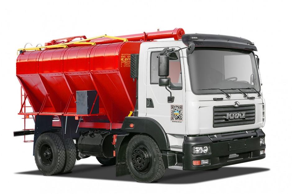 Завантажувач сухих кормів КрАЗ 5401Н2