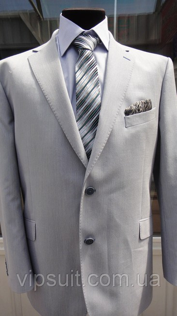 Мужской костюм Braga модель 14101-145-6 лен