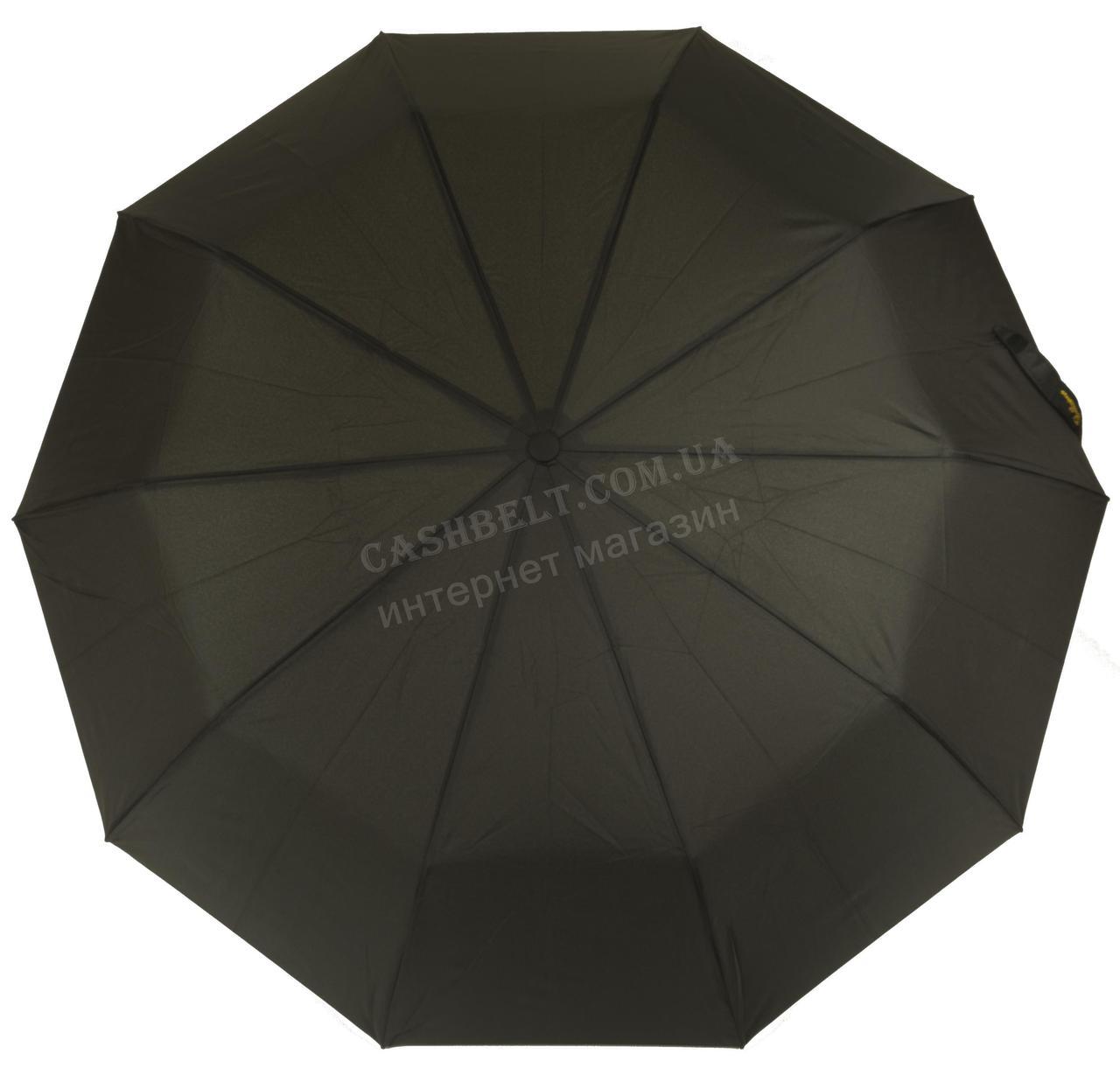 Женский симпатичный прочный зонтик полуавтомат art. 461 после намокания проявляется цветочный узор (101181)