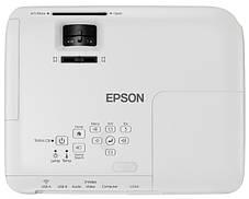 Проектор Epson EB-S04 (V11H716040), фото 3