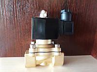 """Клапан электромагнитный для воды Ду15 (1/2"""") NC"""