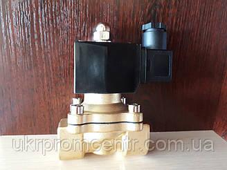 """Клапан електромагнітний для води Ду20 (3/4"""") NO"""