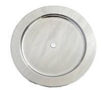 AMY Deluxe (Германия) Тарелка для кальяна средняя Silver