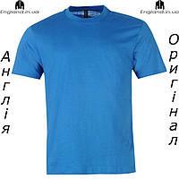 Футболка Donnay синяя мужская летняя  | Футболка Donnay чоловіча синя літня