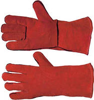 Перчатки рабочие,спилковые,для сварщиков на подкладке