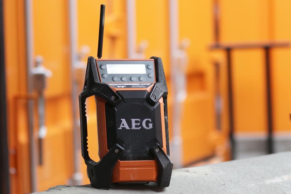 Радиоприемник AEG BR1218C-0
