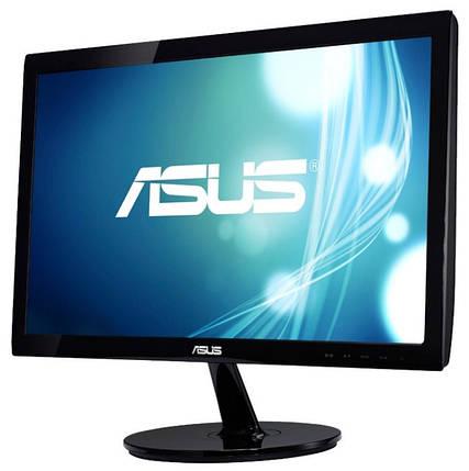 """Монитор 19.5"""" Asus VS207DF (90LM0015-B01170), фото 2"""