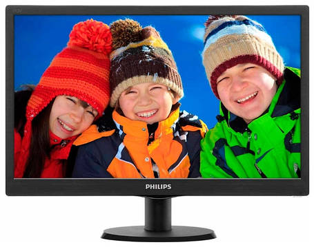 "Монитор 18.5"" Philips 193V5LSB2/62, фото 2"